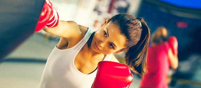 10. Boxing