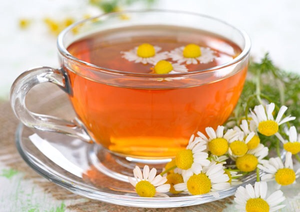 CHAMOMILE TEA BAGS  If you're plagued by dark and puffy under-eye circles, help comes in the form of a your morning beverage. According to Livestrong.com, tea bags contain two important compounds – caffeine and tannins (anti-inflammatory astringents)– that reduce those pesky, puffy areas.