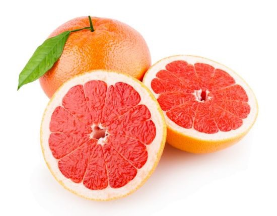 Grapefruit is great for balancing gut acids, and with a bit of sweetener or even none, you couldn't ask for a tastier, healthier fruity breakfast. Grapefruit is also prove to help reduce belly and love handle fat.