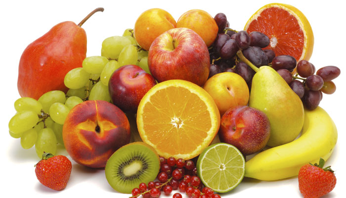 fruits help you heal up cuts or any injury faster