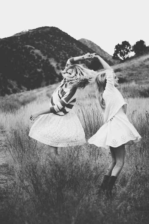 Twirl her around