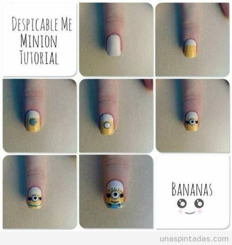 Minions are actually rather easy.