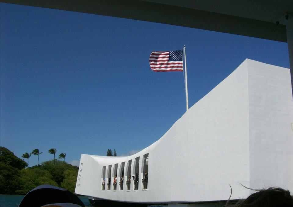 The Pearl Harbor Memorial was absolutely amazing and humbling.