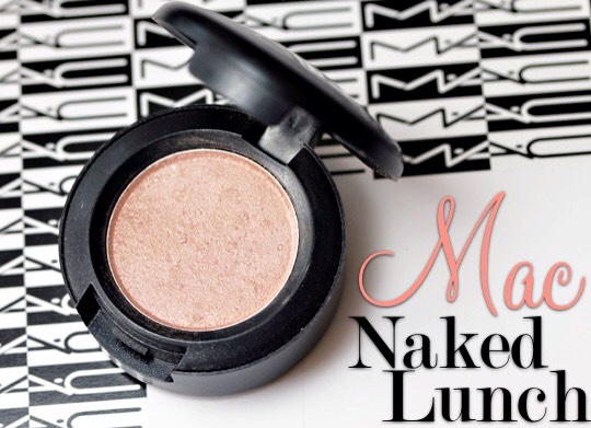 Naked lunch- This one's for all the girlie girls. It is minimal pink, along with shimmer! Love!