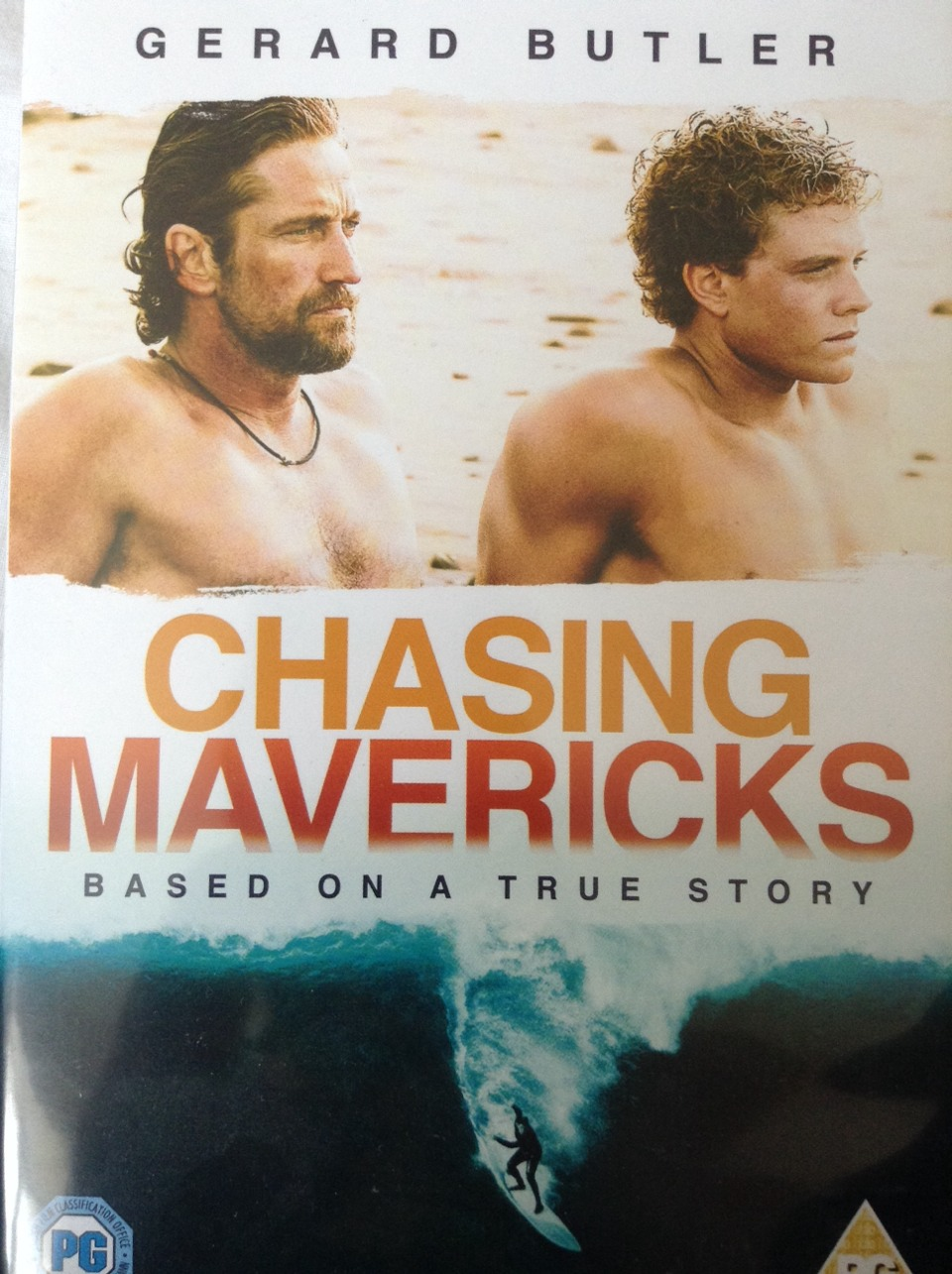 This is such an amazing film cried every time, truly inspirational based on a true story, and Gerard butler😘