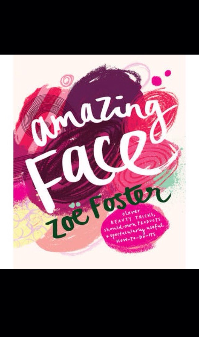 This makeup book is written by Zoe Foster, who was a former beauty editor for Harper's Bazaar Australia. The book is described as being a 'beauty extravaganza' and is full of makeup and beauty advice. The book covers a lot of clever beauty tricks and so much more. I definitely recommend this book.