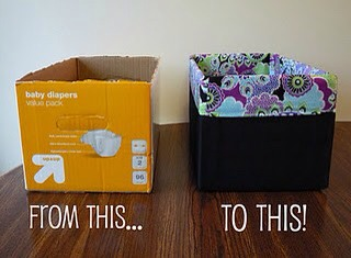 Storage box that could work in any room!
