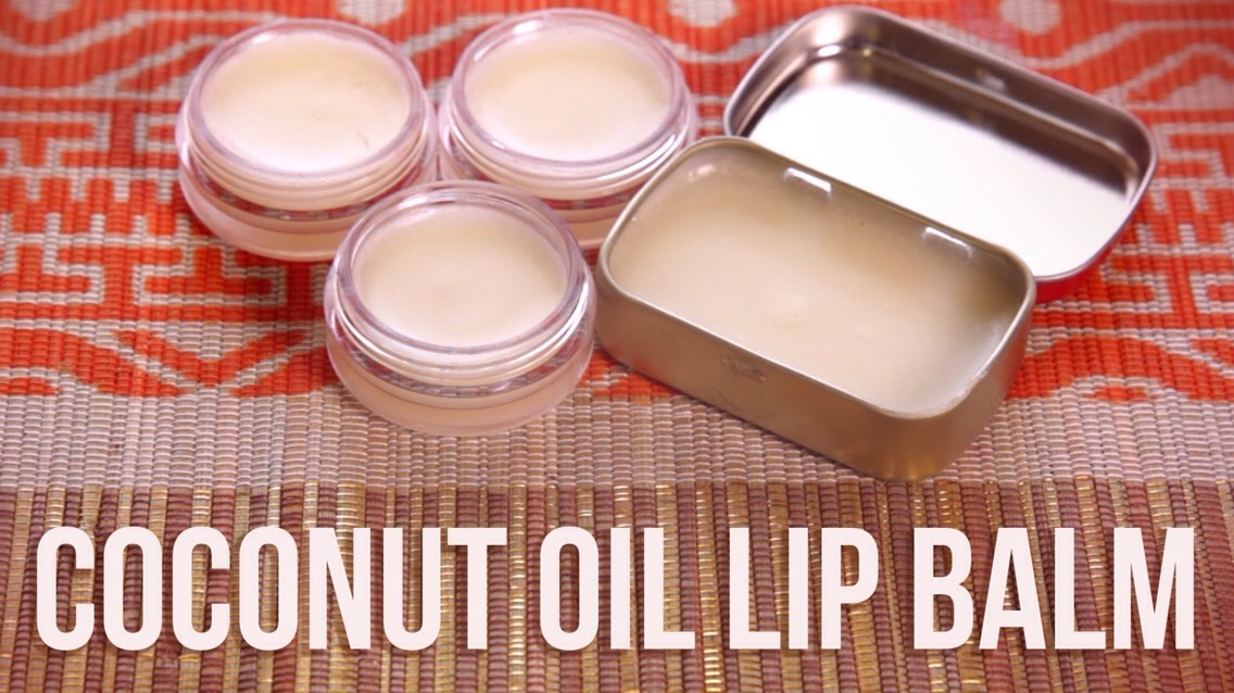 10 | Make Lip BalmThe same recipe that is used to make lotion bars can also make lip balm. It works very well &allows you to make more than one thing at a time.