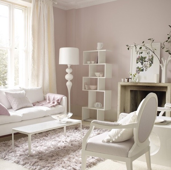Add white to make your room look classy