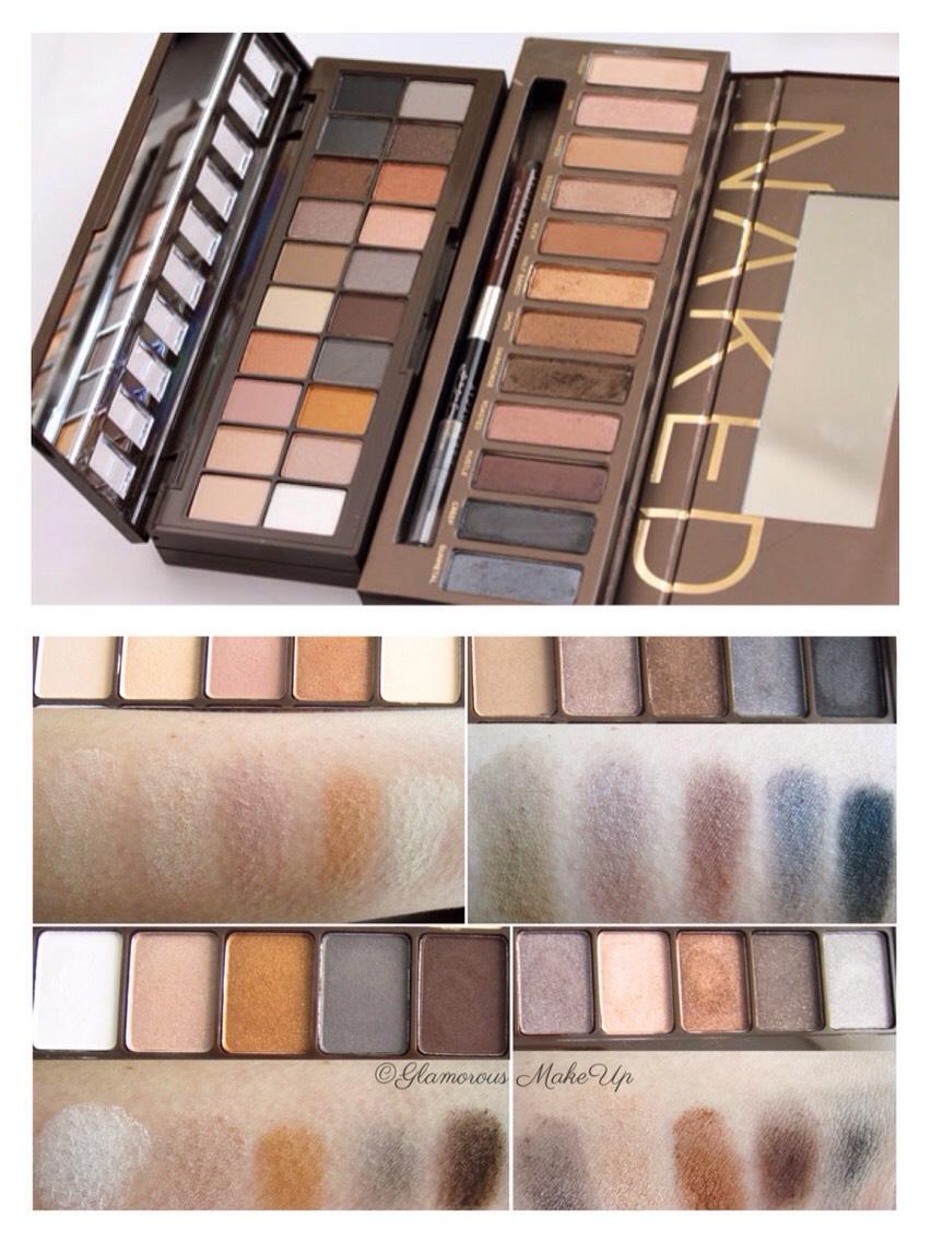 "NYX ""Nude on Nude"" Eyeshadow Palette"
