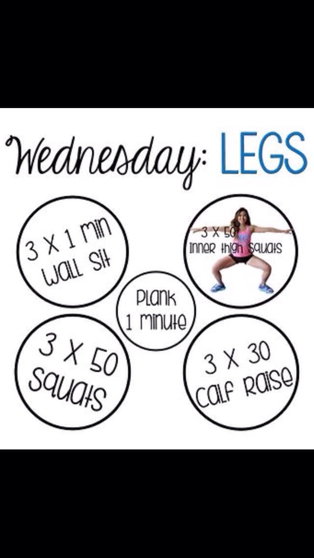 Wednesdays!!! Almost there! You can do it your legs get you where you need to go, give them a little bit more love 💖