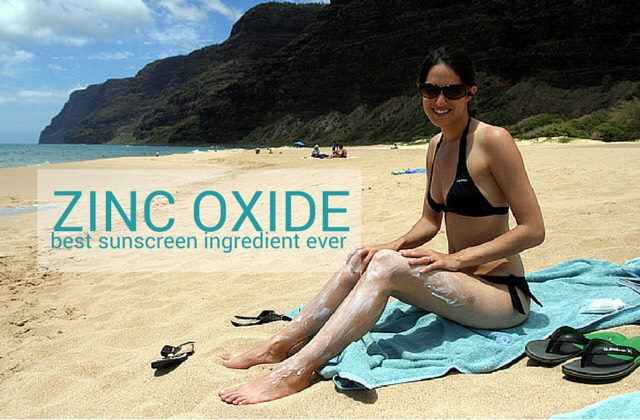 3. Zinc oxide, a main ingredient in most mineral sunscreen, is also the only active sunscreen ingredient approved for use on children by the FDA!  Keep scrolling for amazing mineral sunscreens you can buyright in this tip!