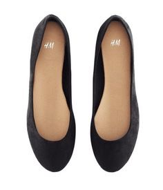 Flats are super casual and comfy but stylish at the same time. You can also wear these with lots of clothes as well as boots. Try and find some that shape your foot well.
