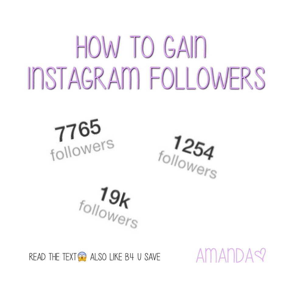 how to make many followers on instagram