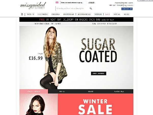 A great website for clothes? www.missguided.com cheap but good quality clothes