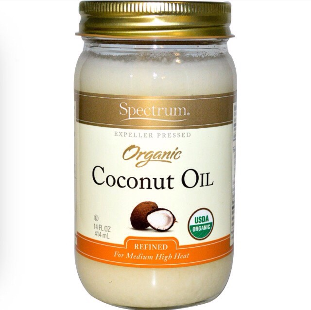 Your going to need Coconut Oil. Why? Because People say that Coconut Oil is great for shine and keeping your hair stay alive!