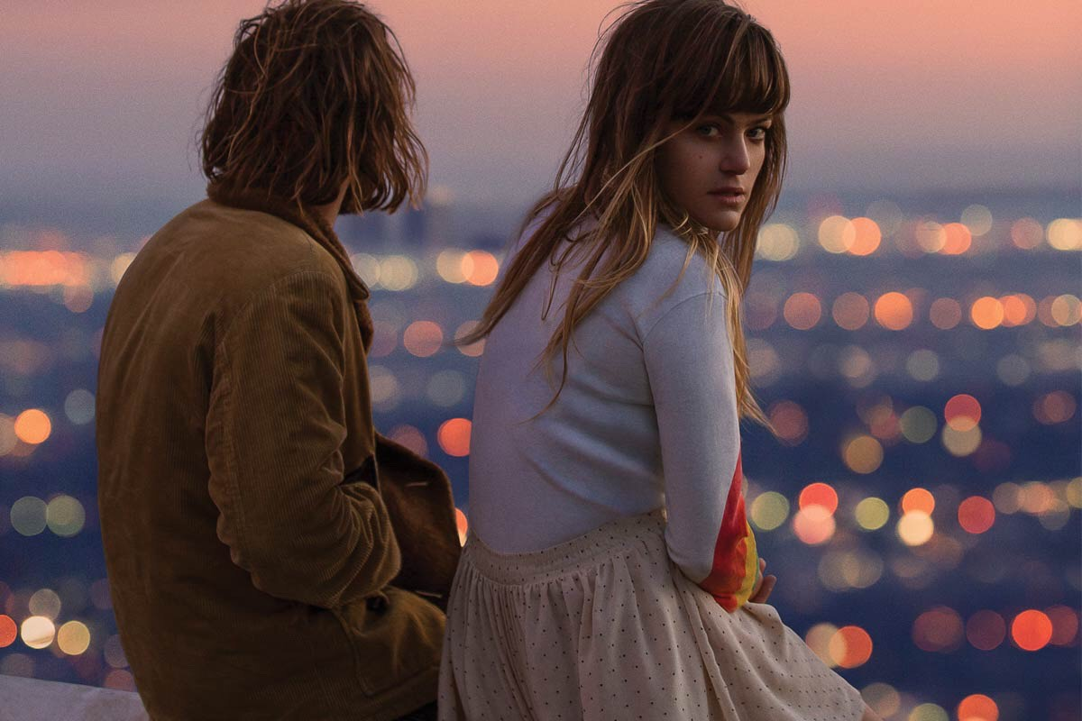 Angus and Julia stone is a bit different. Big jet plane. Just a boy. Grizzly bear
