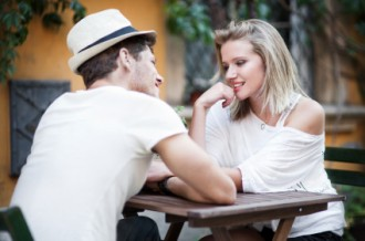 3. Compliment your date✨ You just might get one back and it will show you are interested in what he or she looks like and it could spark a conversation.