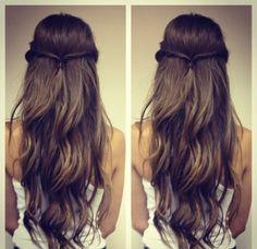 Follow these7 simple steps to get longer hair!