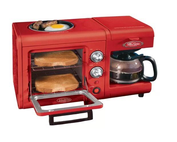 $79.99 Nostalgia Electrics 3 in 1 Breakfast Station