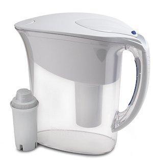 7) Brita Water Filtration Pitcher