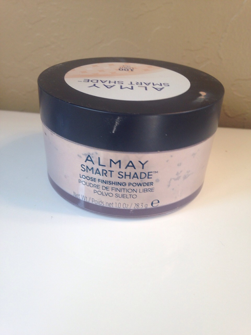 Next, I Use Almay Smart Shade Loose Finish Powder. It Feels Great And Doesn't Weigh Down. I Prefer This Over HD Powder!