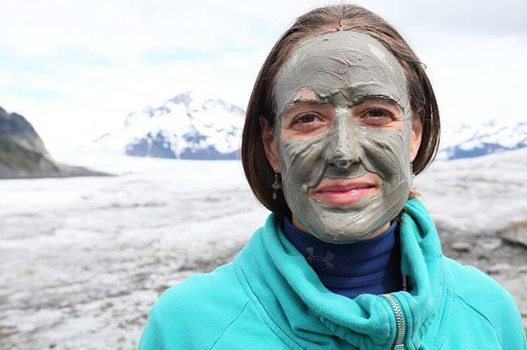 Alaska Glacial Mud brings Copper River mud to youNormally, accessing this area would take 48 hours from my California home. Alaska Glacial Mud has changed that for good. Lauren Padawer, AGM founder and Copper River enthusiast, wanted everyone to enjoy the amazing skin benefits of this mud. Their two best-sellers, Glacial Facial and Exfoliating Soap, combine Copper River mud with antioxidant-packed botanicals for smoother, renewed skin.