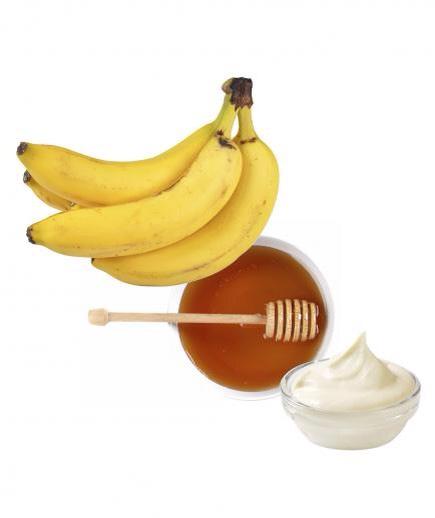 Honey Banana Hair Pack