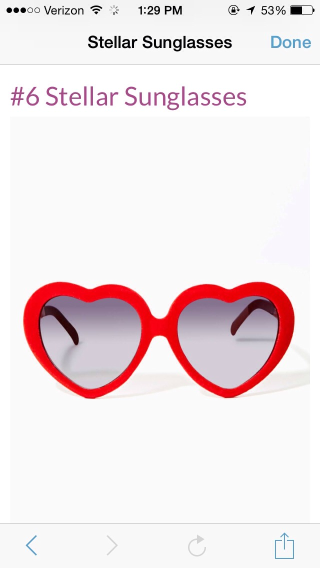 Stellar Sunglasses