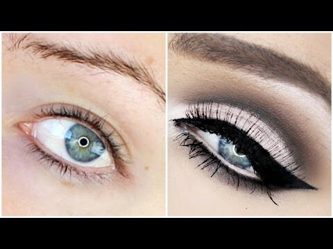 Don't you just love a gorgeous makeup look that can also compliment your eye shape? The Cut Crease makeup is a popular style for those with deep set, hooded or small eyes, as well as other eye shapes. This graphic eye look will define your eyes beautifully, make your eyes appear bigger.