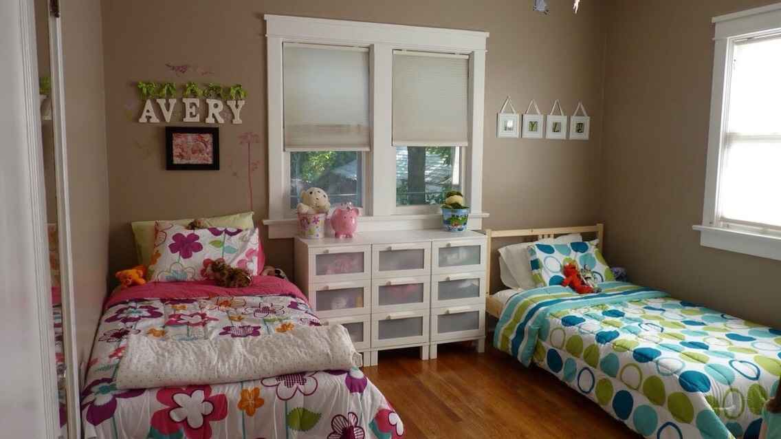 Musely for Brother and sister shared bedroom ideas