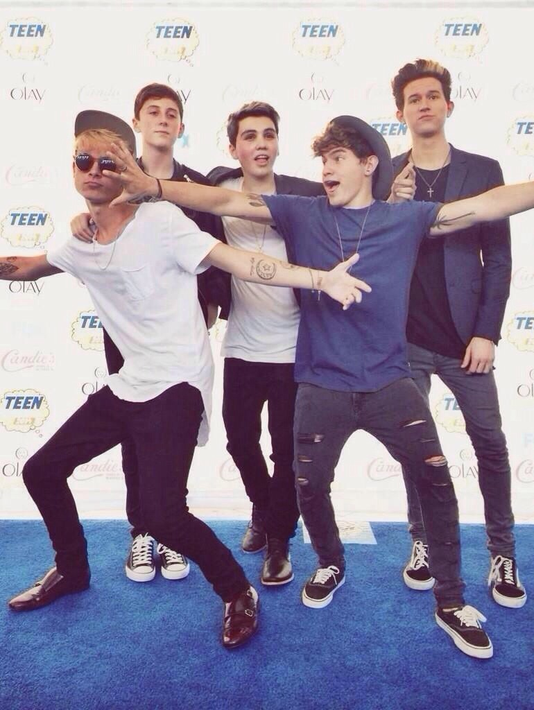 All the members from o2l