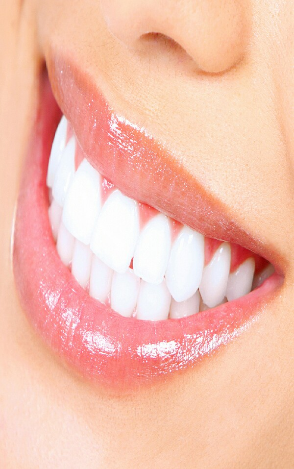 your mouth may be sore at first but the results are worth every second.
