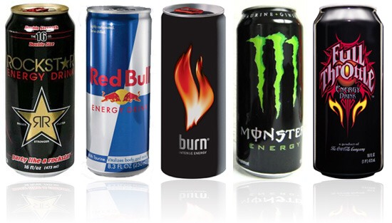Drinks that are bad for you!  Here's a short list of drinks to avoid as much as you can!: coffee, tea, wine, fruit juice, energy drinks, and pretty much any dark drinks