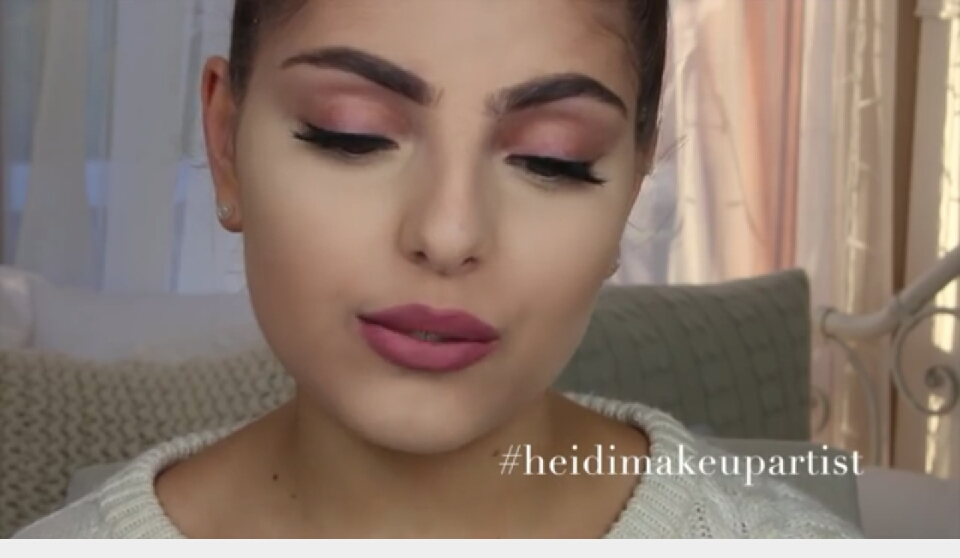 this old highlighting technique brought back by Kim K!
