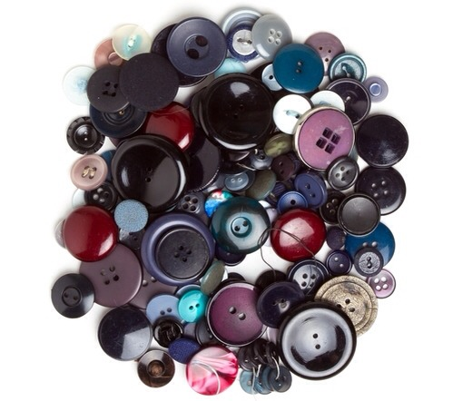 7. BITS OF CREATIVE INSPIRATION  If you like a jar of vintage buttons at the thrift store or have an idea for an old window frame at the flea market, if the price is right, bring it home. However dont end up like Hoarders, when all you were trying to do is complete a few repurposing projects.
