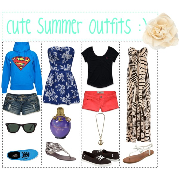 9975d48a5b96 Cute Summer OutFits by Anna MacKenzie-Wright - Musely
