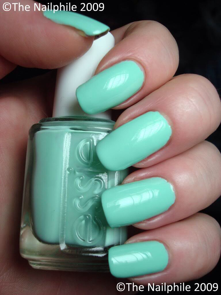 Mint green such a beautiful fresh colour for the warmer months