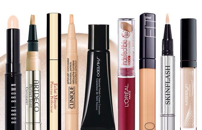 If you have anything you want to cover just use a bit of concealer.
