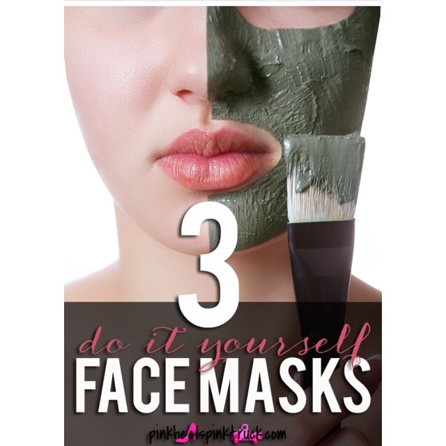- ✔️All of these masks can be done once a week if needed or once a month. ✔️