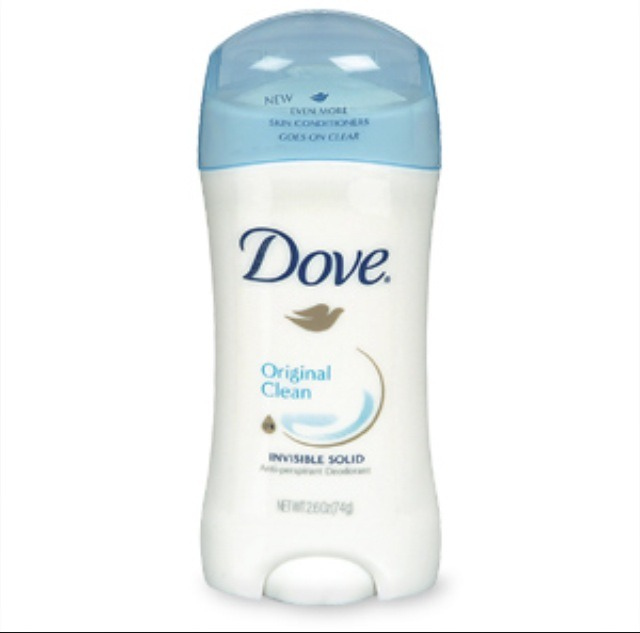6th Thing: I'm going to stress that deodorant is very important. If you can not take a shower and you have to go somewhere quickly apply some and you don't have to worry about your armpits smelling bad.
