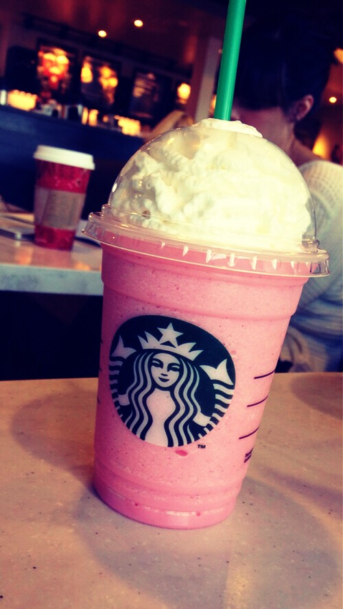 Starbucks Secret Menu Frappucino By Purple Unicorn Musely