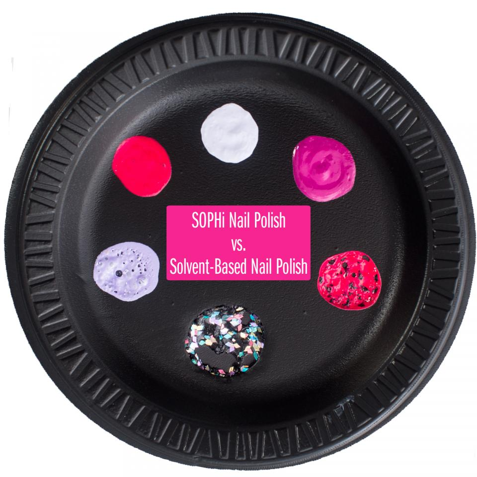Piggy Paint was started by Melanie Hurley after she watched a blob of traditional nail polish bubble and eat through a styrofoam plate! From that moment on she swore her kids would never use toxic polish again.