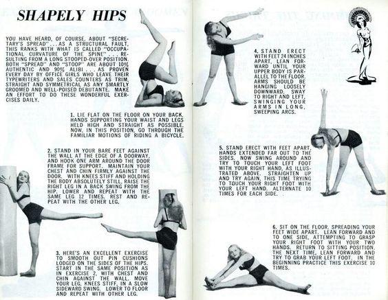 repeat each exercise 25 times