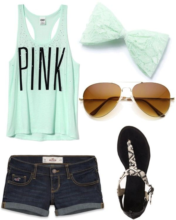 6d9d5f3081c5 cute summer outfits ideas!!! by Georgette 💕 - Musely