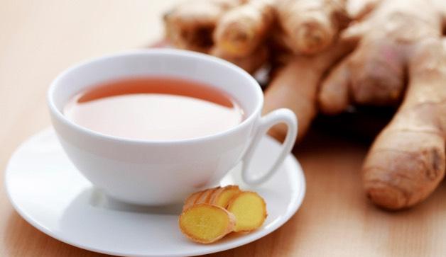 3. Ginger or Tea