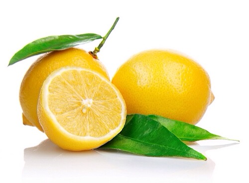 All you need is:  Juice of two squeezed lemons  1 tablespoon of honey  Hot water