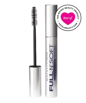 Add Mascara to make your eyes pop. I use Maybelline Full and Soft Waterproof Mascara. It doesn't clump and won't run even if you cry or sweat