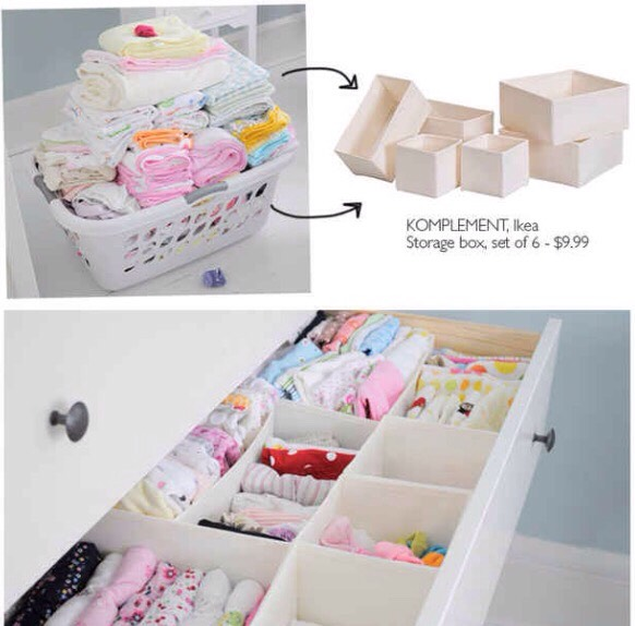 Compartmentalize your underwear and socks drawer with Komplement!