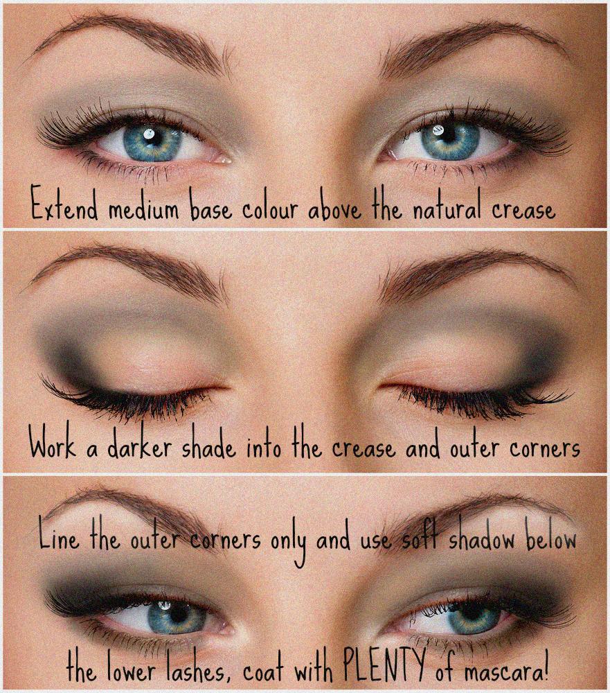 Hooded Eyes Makeup Tutorial by Georgette 💕 - Musely